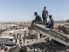 Linea del fronte, Mosul. Foto di E. Confortin.