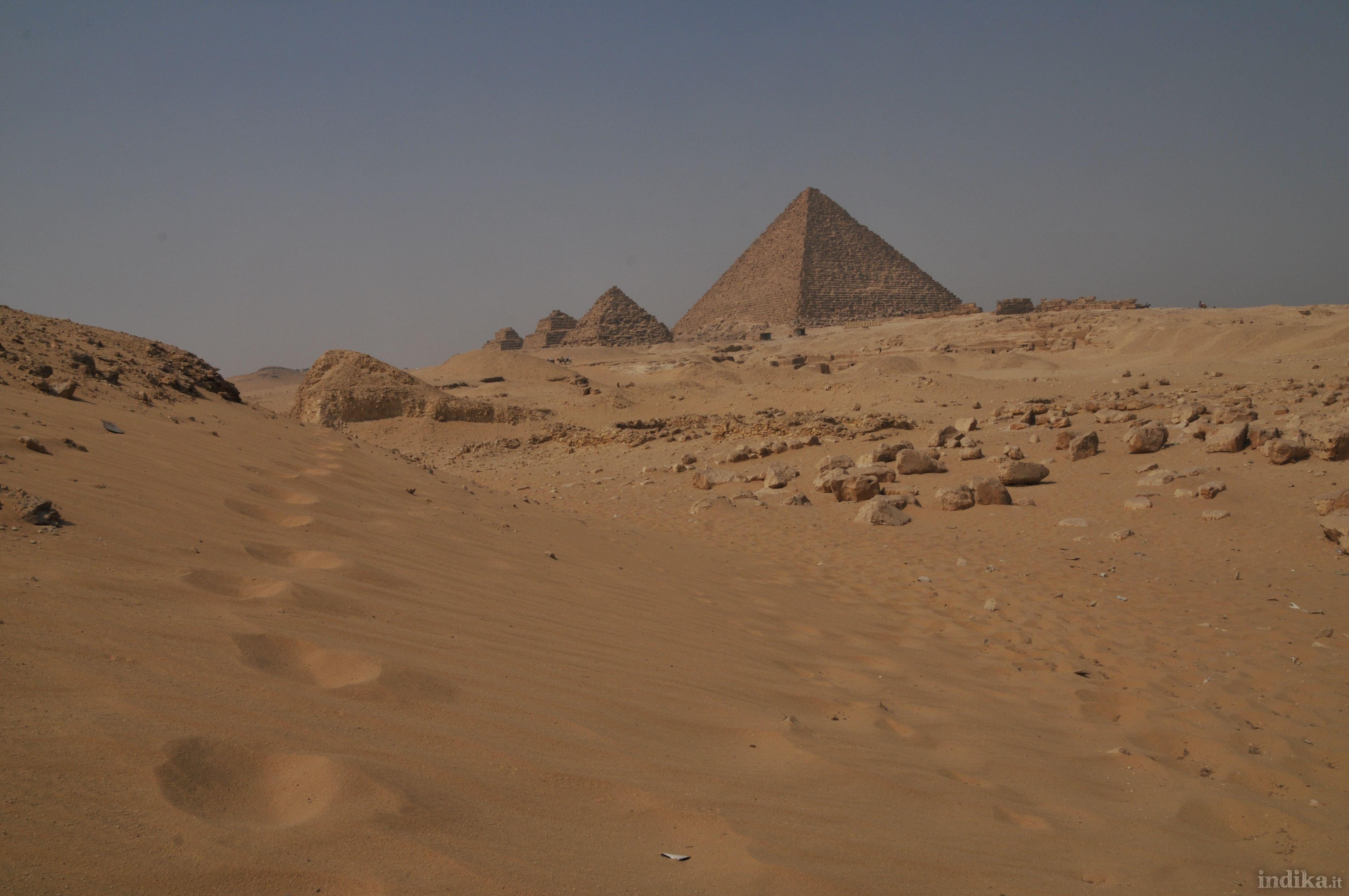 Piramide di Micerino - Giza