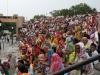 Attari, al confine con il Pakistan