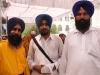 Guardiani sikh al tempio