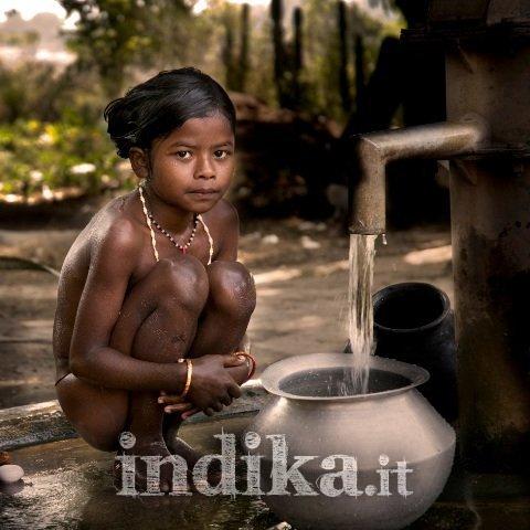 Orissa, Juang tribe - © F. Biancifiori