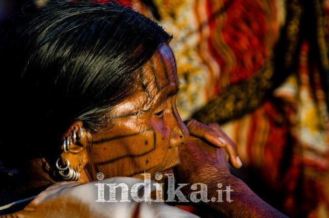 9.Orissa, Desia Kondh tribe - © F. Biancifiori